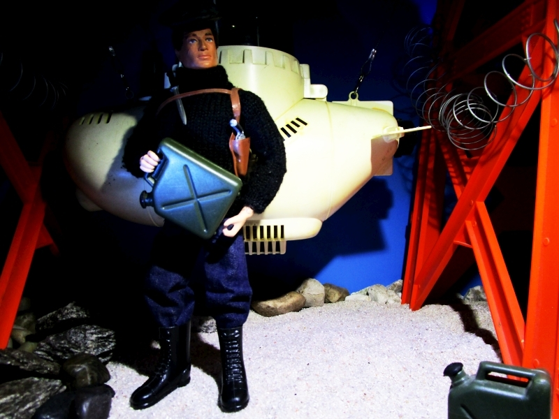 My French Resistance - Submarine Sabotage! IMG_1139a