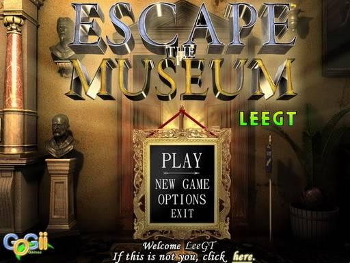 [RS/FF] Escape the Museum - Hidden Object Game! ETM