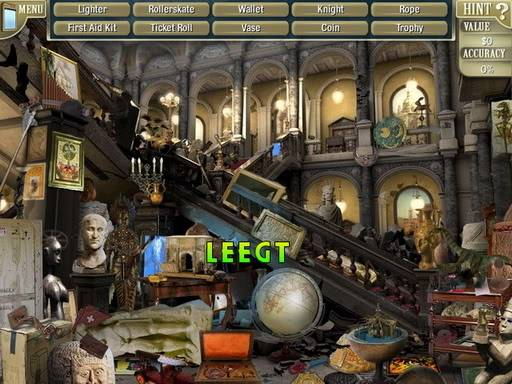 [RS/FF] Escape the Museum - Hidden Object Game! ETM3
