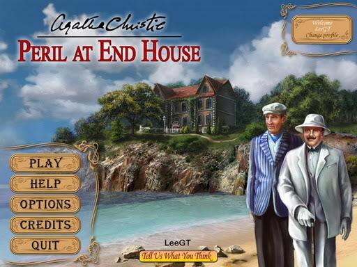 Agatha Christie: Peril at End House Agatha-1
