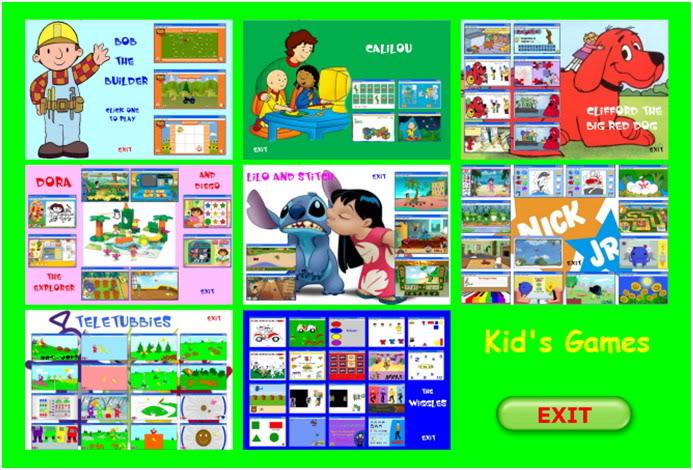 KID'S GAMES KidsGames