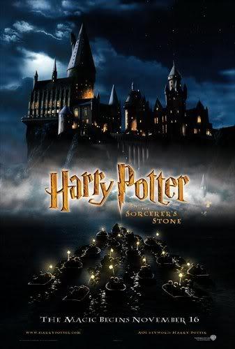 سلسلةHarry Potteكاملة كما وعدتكم ومساحة 700ميجا ومترجمة ولي Harry-potter-1-pedra-poster01