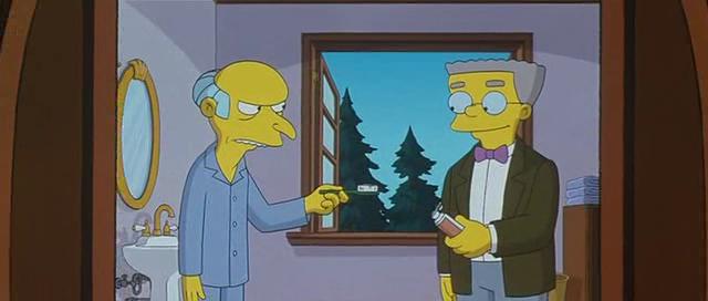 The Simpsons Movie DVDSCR XViD-mVs Simpsons-screen001