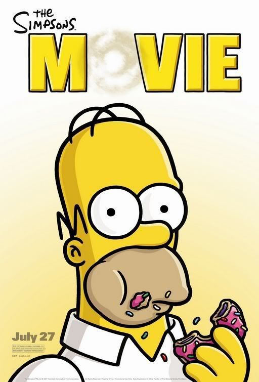 The Simpsons Movie DVDSCR XViD-mVs The-simpsons-poster001