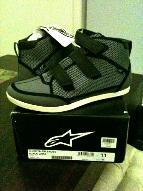 FS: (BNIB) Alpinestars Shibuya Air boots (will fit size 11.5-12 feet) IMG_0082