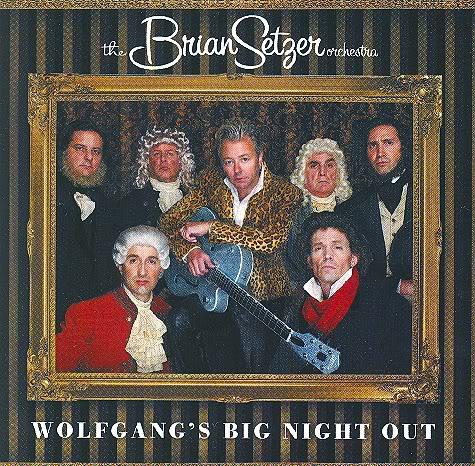 Brian Setzer / Orchestra / Stray Cats Orchestra
