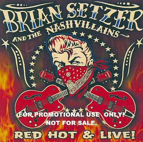 Brian Setzer / Orchestra / Stray Cats RedHotLive