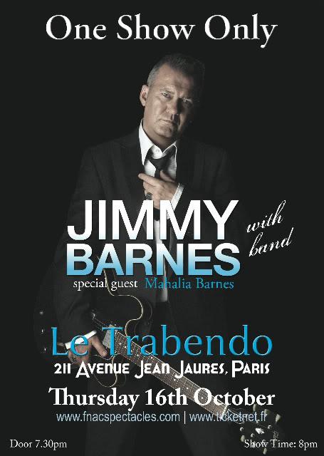 Jimmy Barnes à Paris Jimmybarnes1