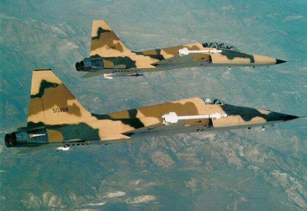 Arabia Saudita vende sus F-5E/F Tiger II F-5FreedomFighter-TigerIIC6