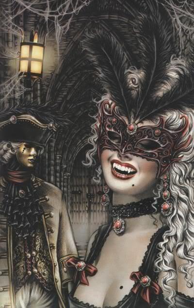 Victoria Francés VictoriaFrances-vampire
