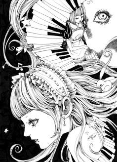 Ilustración: Misagi Yoko Orugan