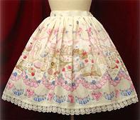"Faldas, ""Lolita Skirts"" 1-1"
