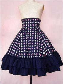 "Faldas, ""Lolita Skirts"" Imagen1-3"