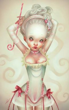 Ilustración: Elodie (aka LostFish) B-2
