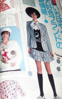 Antecedentes e Influencias en el nacimiento del Lolita Olive1