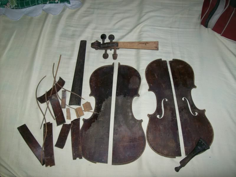 Strenght of Philippine luthiers violin[Serious Topic] 100_4906