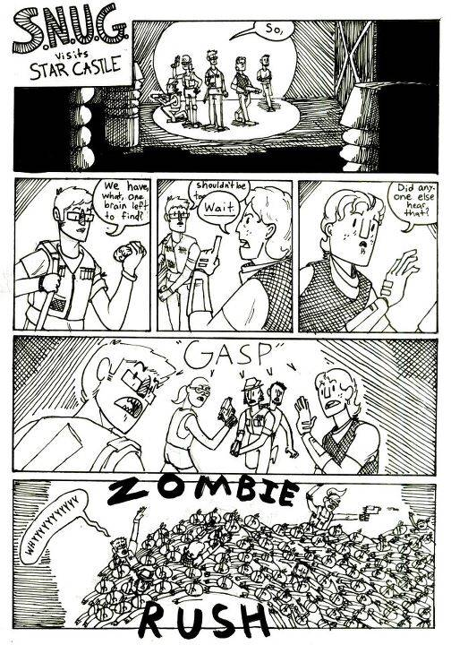 SNUG Comics SNUG_Comic_1