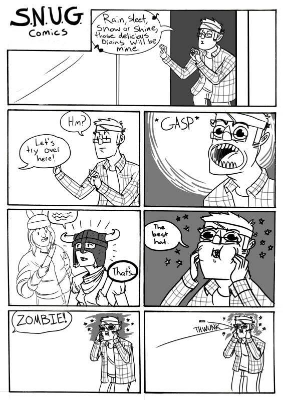 SNUG Comics SNUG_Comic_2