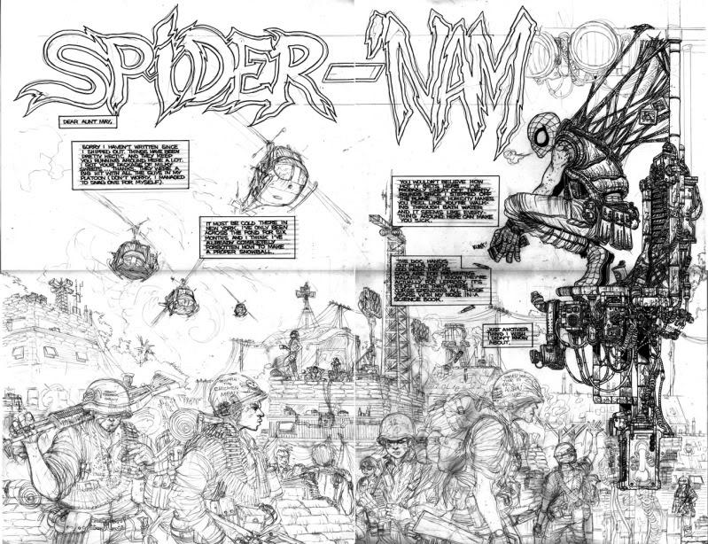 Favorite Artists Spidernam02-03