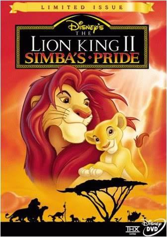El rey león II LionKingII
