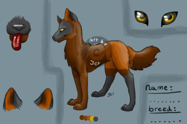 Moonscar the She-wolf and Willowheart the Hunter-field healer Pup3