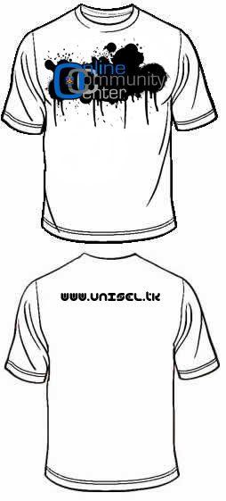 Design Ideas for UNiSEL.tk promo T-Shirt - Page 4 Unisel-tk-1