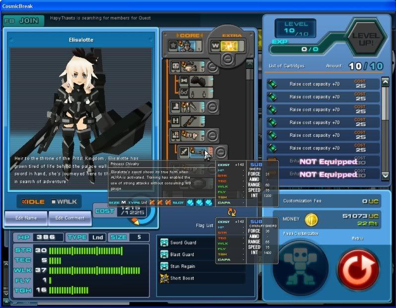Elisalotte My Build Elisa