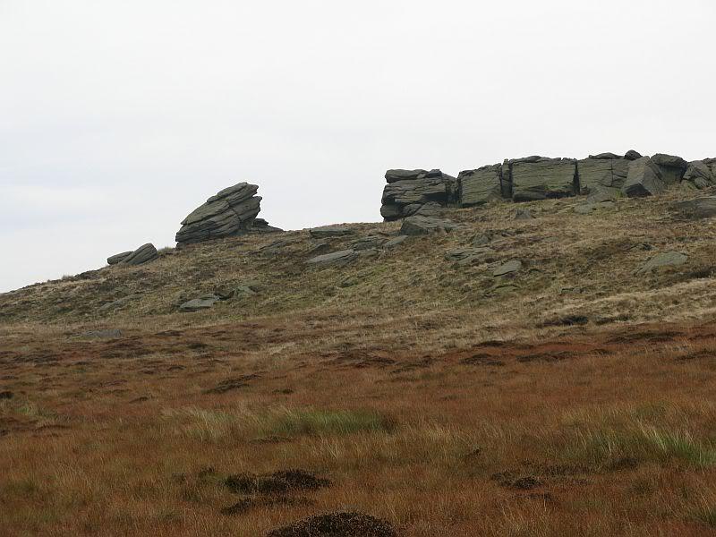 Dove Stones Widdop Moor 02