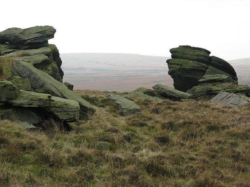 Dove Stones Widdop Moor 03