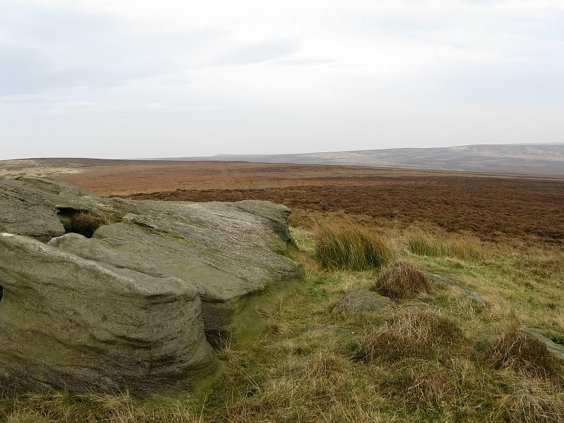 Dove Stones Widdop Moor 08east