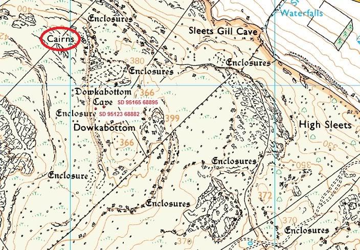 Dawkabottom 23-02-2010 Map