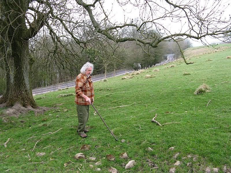 Possible Roman Site in Horton Lancashire 02