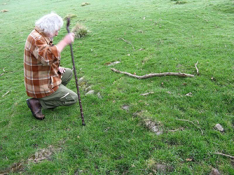 Possible Roman Site in Horton Lancashire 03002