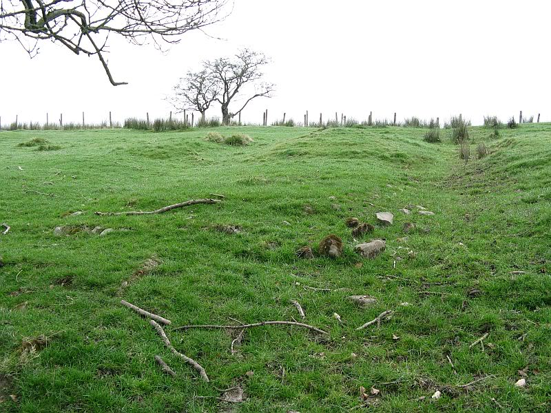 Possible Roman Site in Horton Lancashire 04