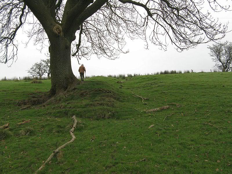 Possible Roman Site in Horton Lancashire 05