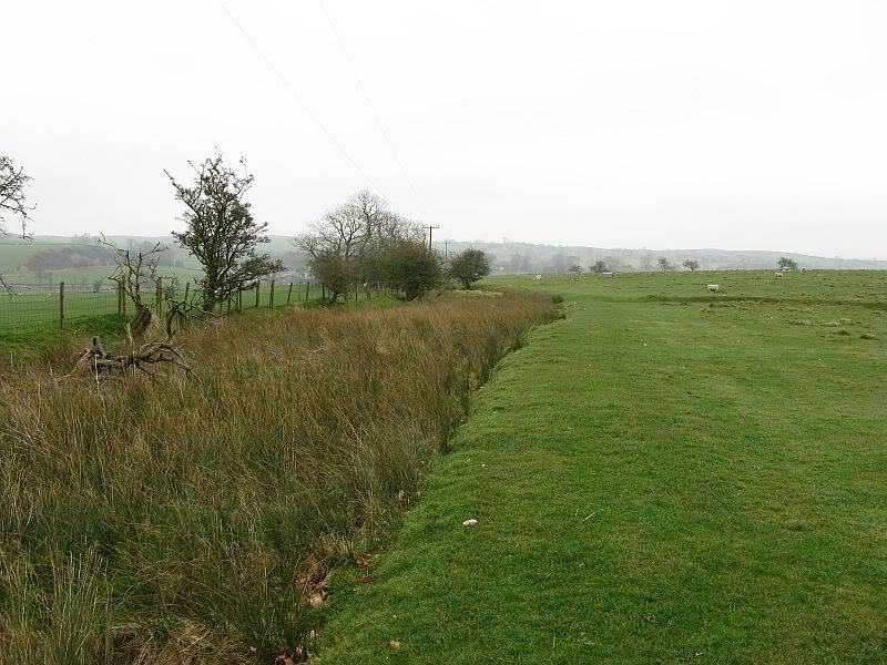Possible Roman Site in Horton Lancashire 09