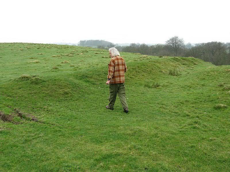 Possible Roman Site in Horton Lancashire 10005