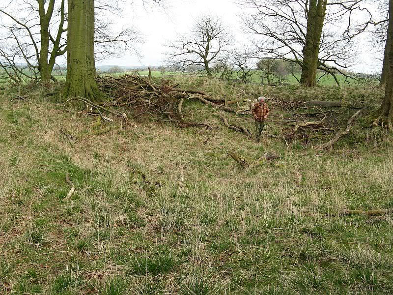 Possible Roman Site in Horton Lancashire 21