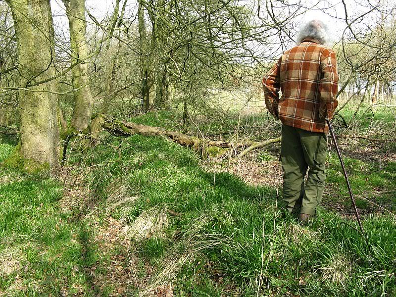 Possible Roman Site in Horton Lancashire 22005