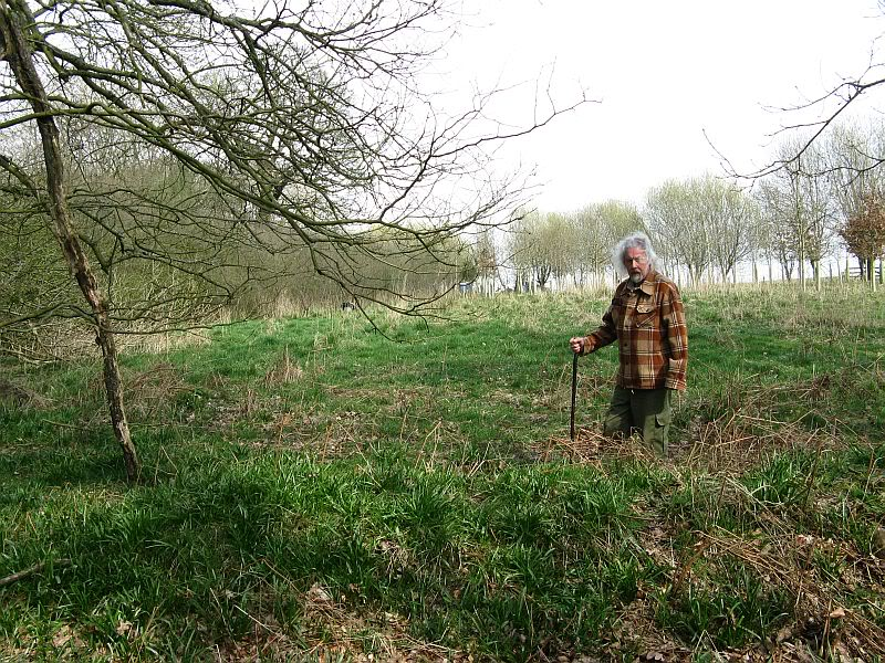 Possible Roman Site in Horton Lancashire 27006