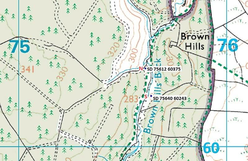 Brown Hill Barrows Map-3