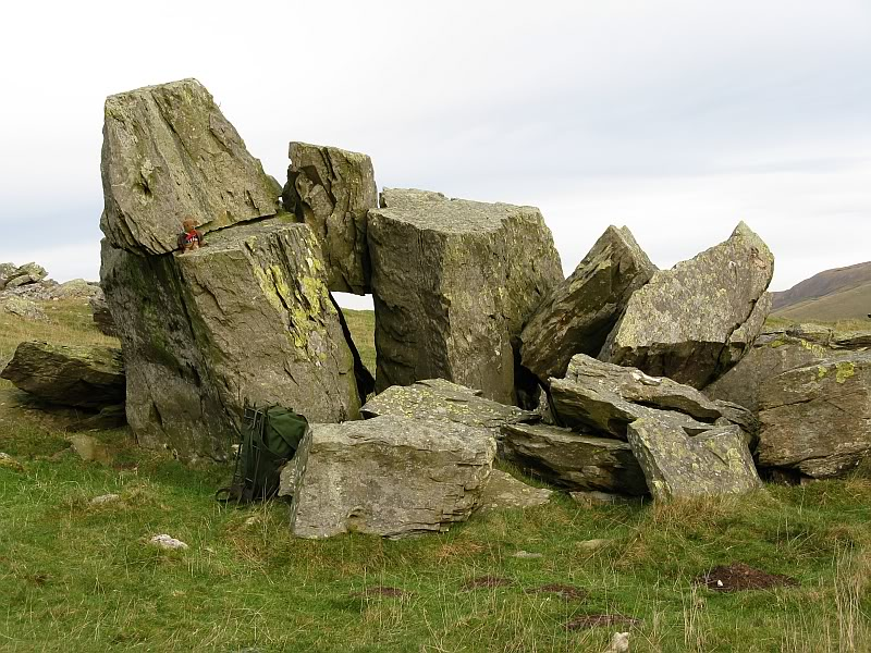 The Celtic Walls Heap