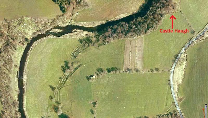 Possible Roman Site in Horton Lancashire SWCastleHaugh1