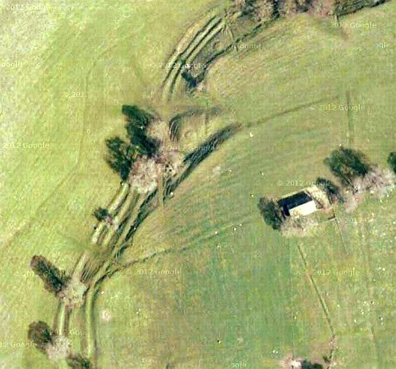 Possible Roman Site in Horton Lancashire SWCastleHaugh2
