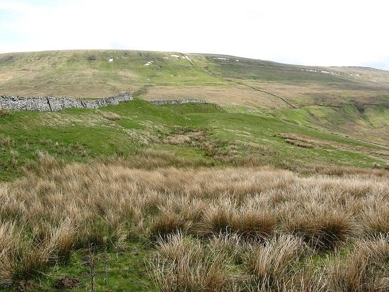 TOR DYKE, above Kettlewell, North Yorkshire SD 978 755.  HER NO: MYD4145 IMG_2605