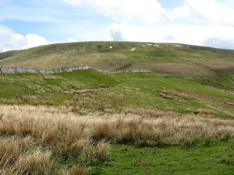 TOR DYKE, above Kettlewell, North Yorkshire SD 978 755.  HER NO: MYD4145 IMG_2639