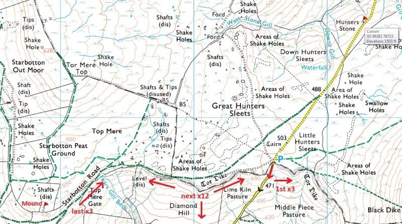 Hunters stone MAP