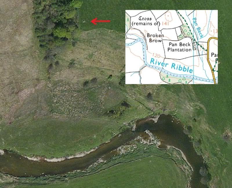 Possible Roman Site in Horton Lancashire - Page 2 Brokenbrowcross
