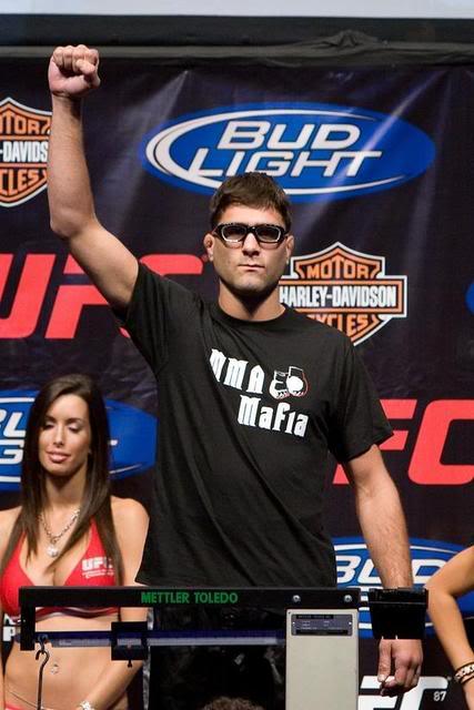 MMA Doppelgangers  Luke