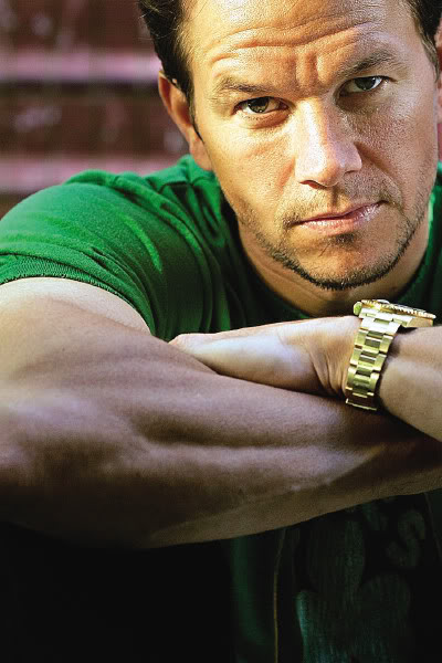 MMA Doppelgangers  Wahlberg